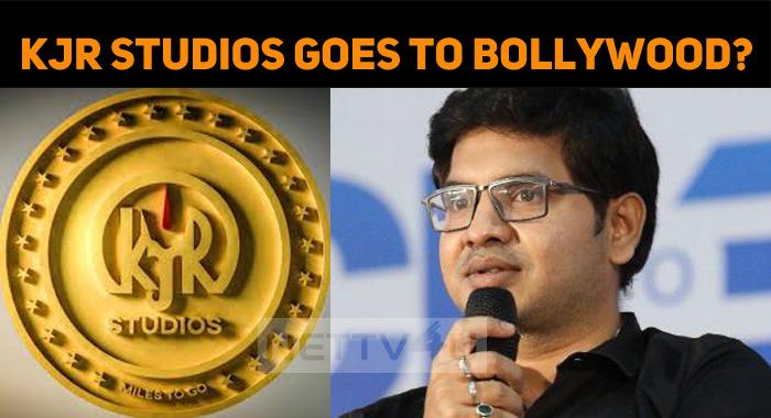 KJR Studios Goes To Bollywood?