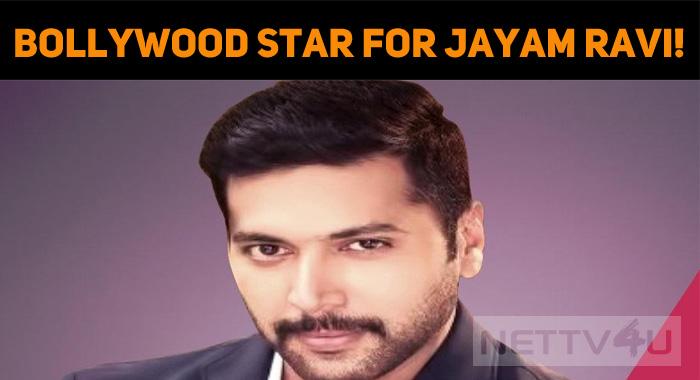 The Popular Bollywood Star Joins Jayam Ravi!