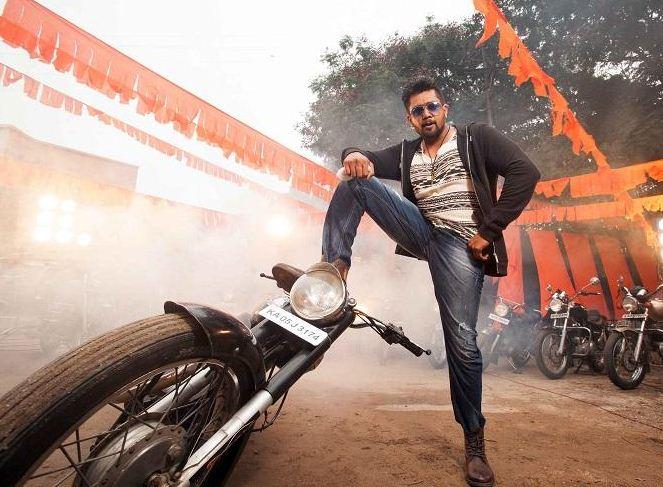Dhruva Sarja Becomes A Star Hero!