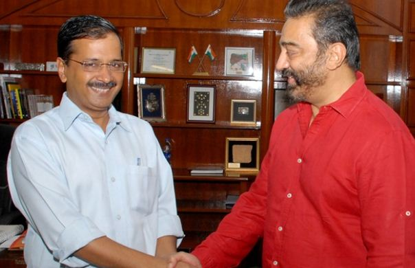 Kejriwal And Kamal Meeting – Personal Or Political?