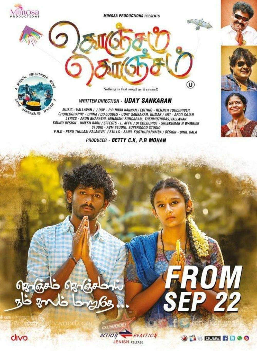 Konjam Konjam Movie Review Tamil Movie Review