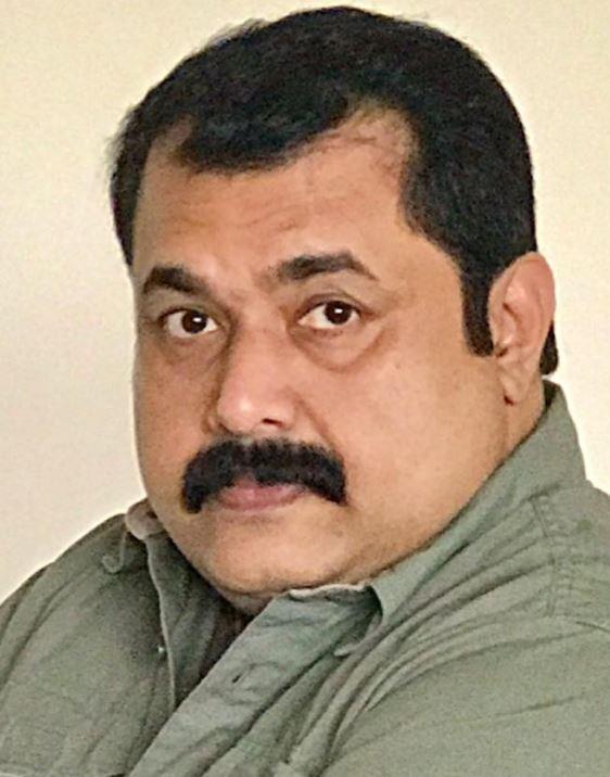 Anish Kuriyannoor Malayalam Actor
