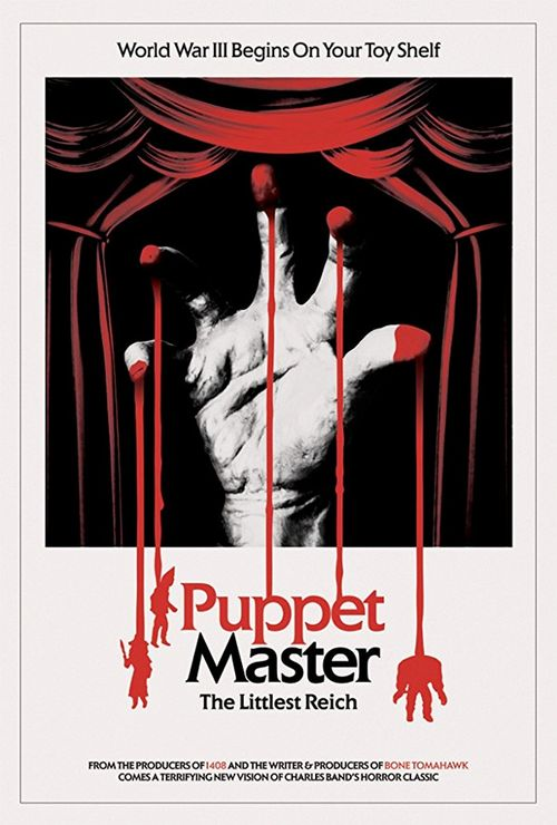 Puppet Master: The Littlest Reich Movie Review English Movie Review