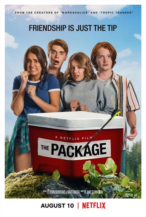 The Package Movie Review English Movie Review