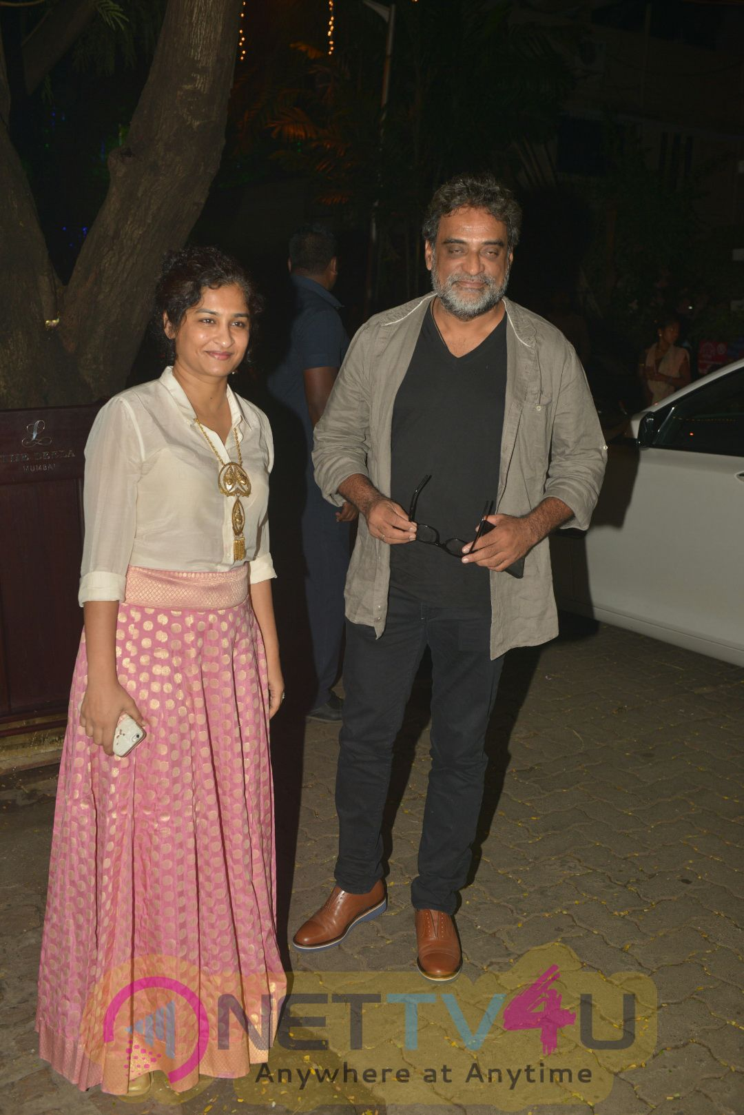 Anil Kapoor's Diwali Party At Juhu Home Stills