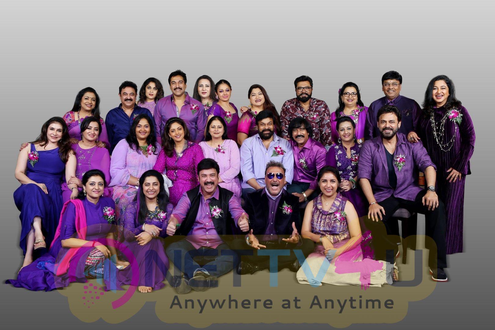 Class Of 80s Actors 8th Reunion Pics