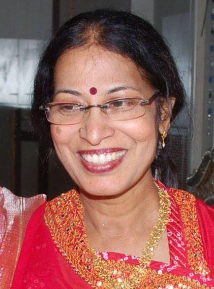 Anuradha Advani Hindi Actress