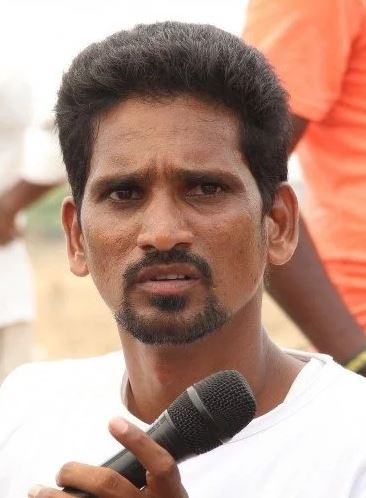 KR Vinoth Tamil Actor