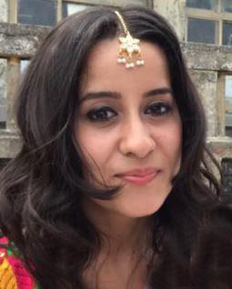 Sarah Hashmi Hindi Actress