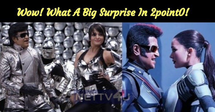 Wow! What A Big Surprise In 2point0!