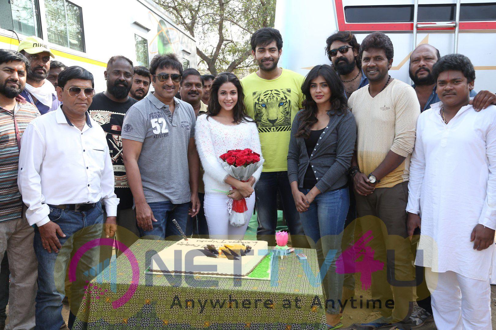 Actress Lavanya Tripathi Birthday Celebrations Photo