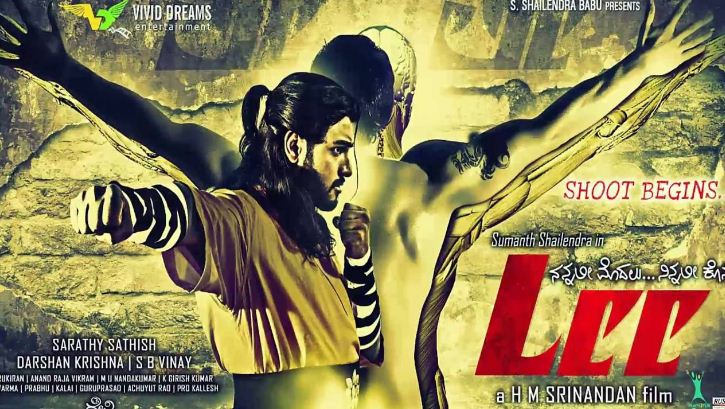 Sumanth Shailendra's Lee Postponed By A Week!