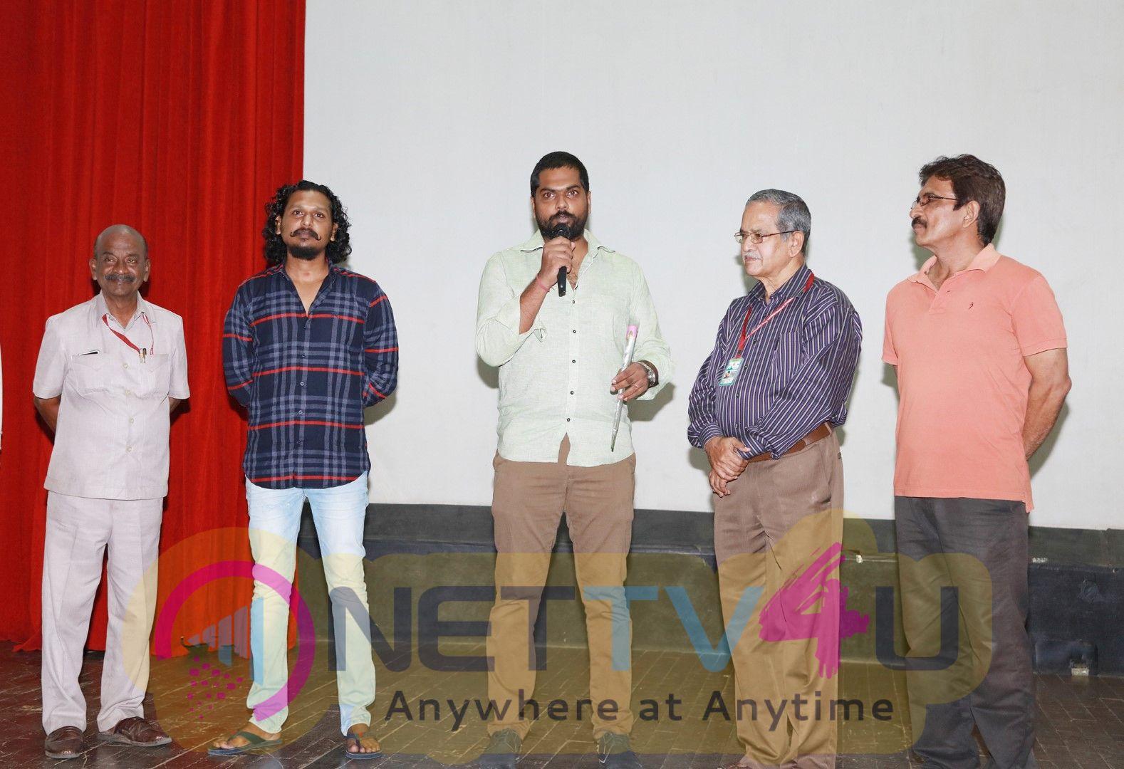 Magalir Mattum Movie Team At 15th Chennai International Film Festival Images Tamil Gallery
