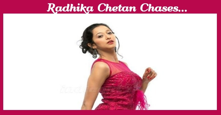 Radhika Chetan Completes Two Movies In A Row!