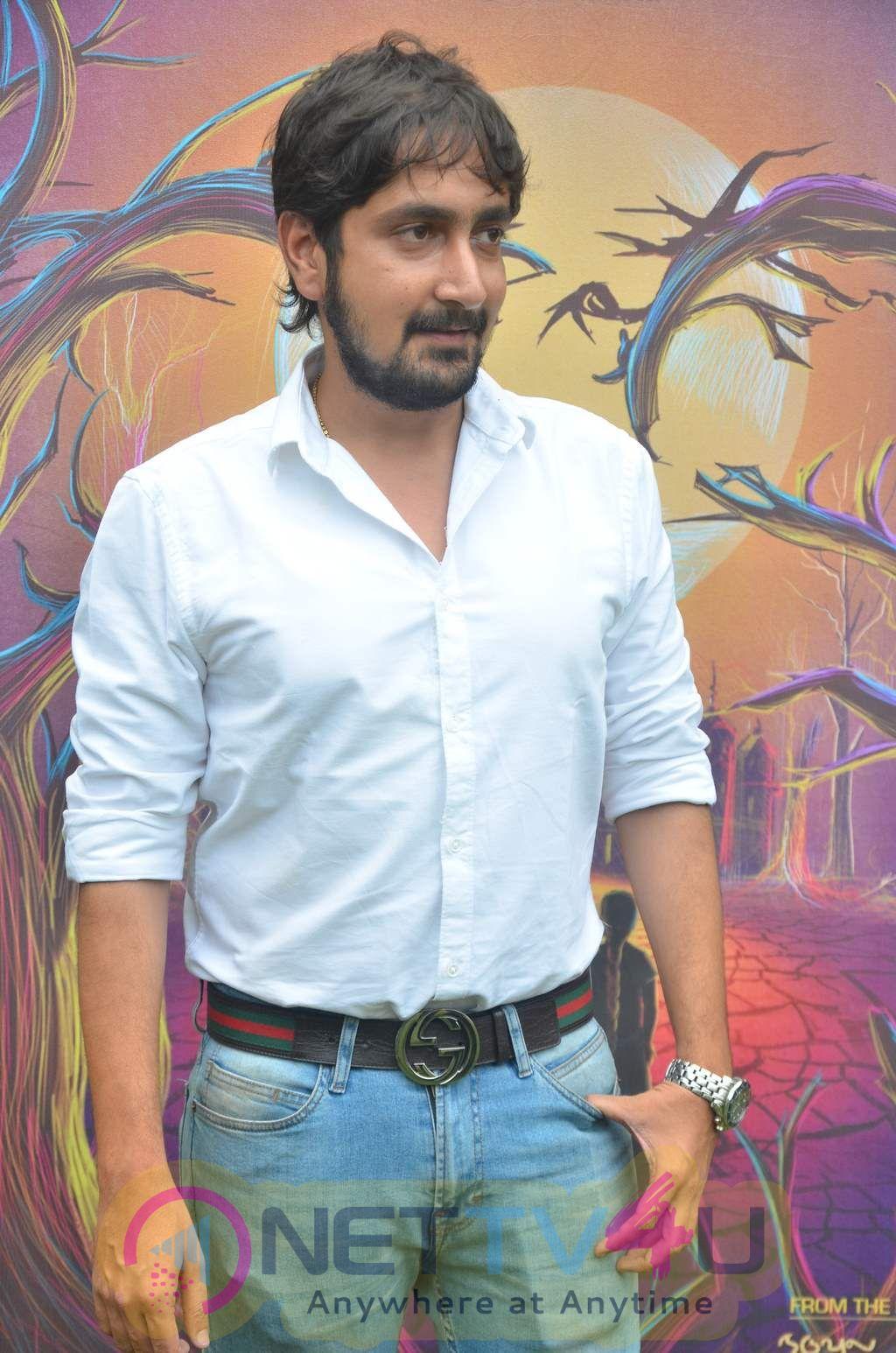 Sangu Chakkaram Movie Press Meet Stills