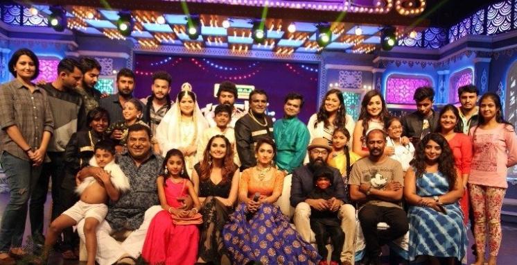 Suvarna Channel To Telecast Bharjari Comedy Sho..