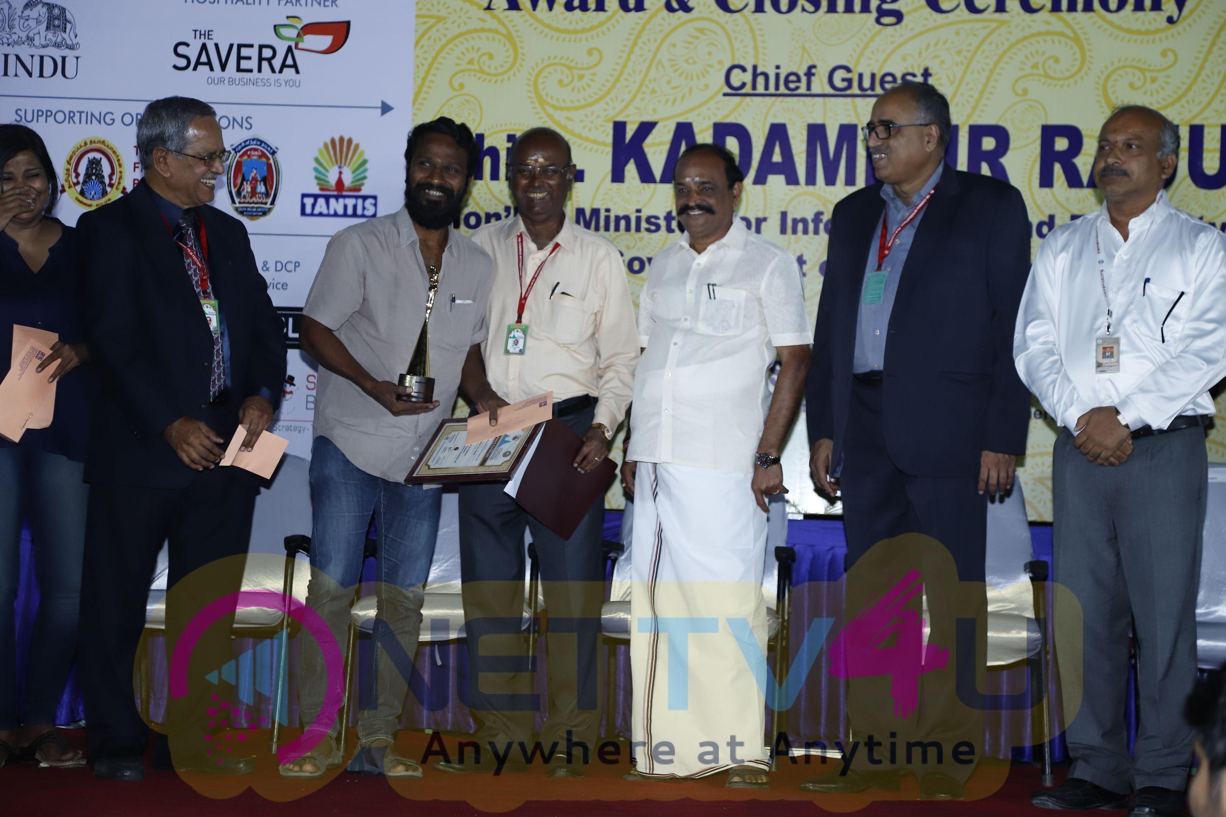 16th Chennai International Film Festival Award Function And Closing Ceremony Pics Tamil Gallery