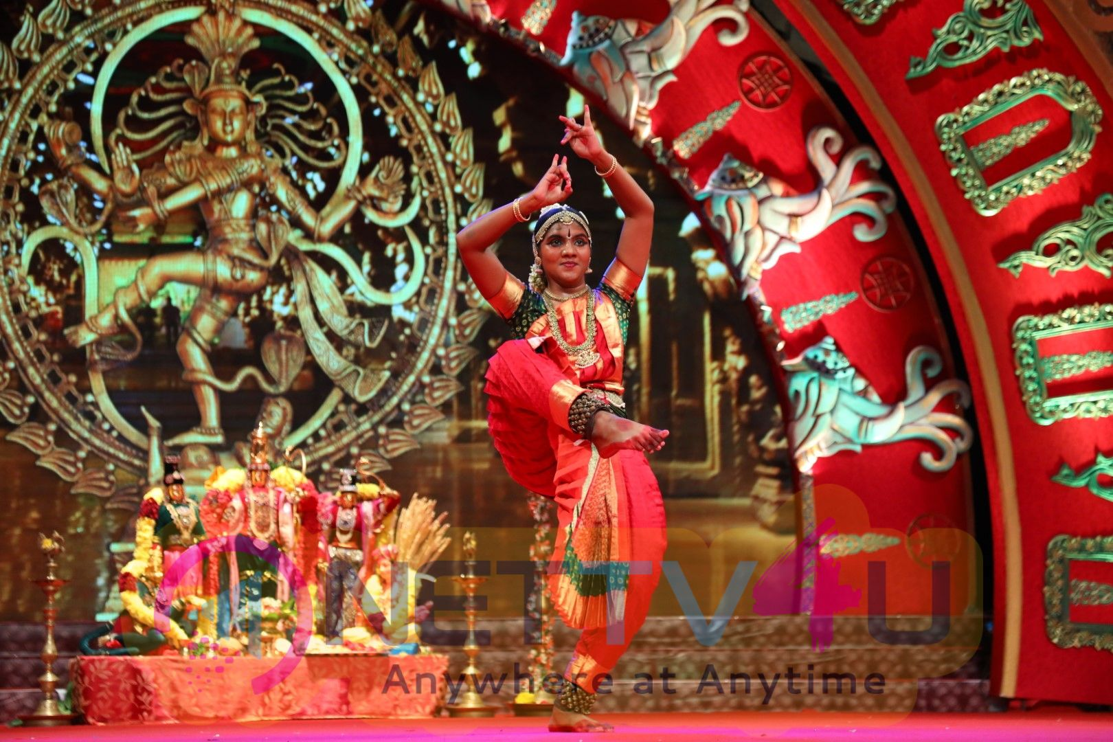 Chennaiyil Thiruvaiyaru Season 14 Day 2 Images