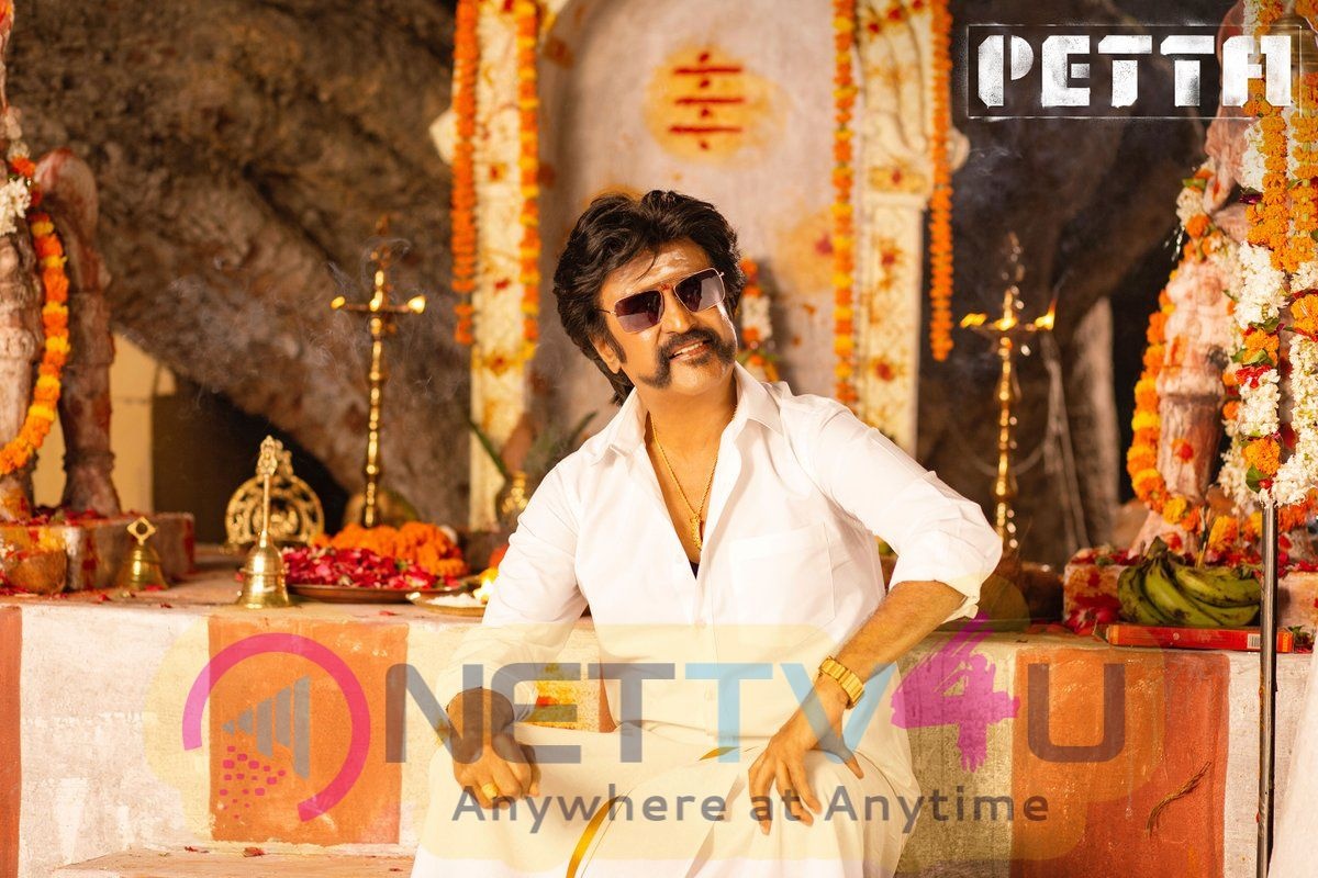 Petta Movie Attractive Stills