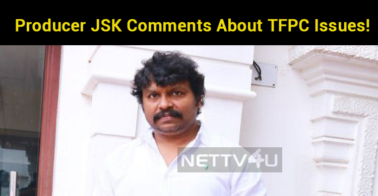 Producer JSK Comments About TFPC Issues!