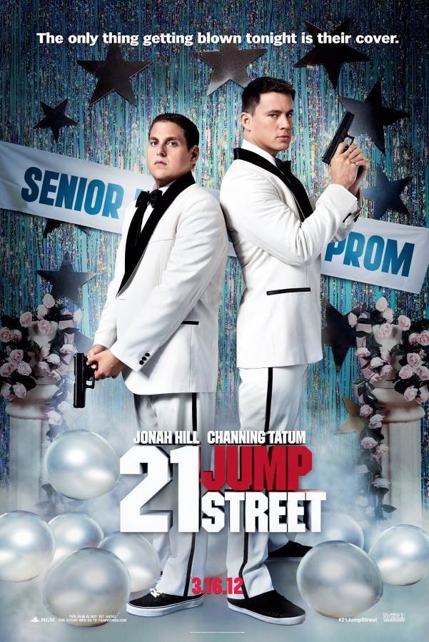 21 Jump Street Movie Review English