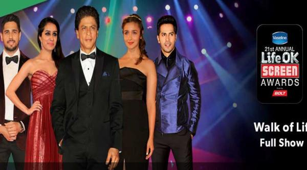 21st Life Ok Screen Awards 2015
