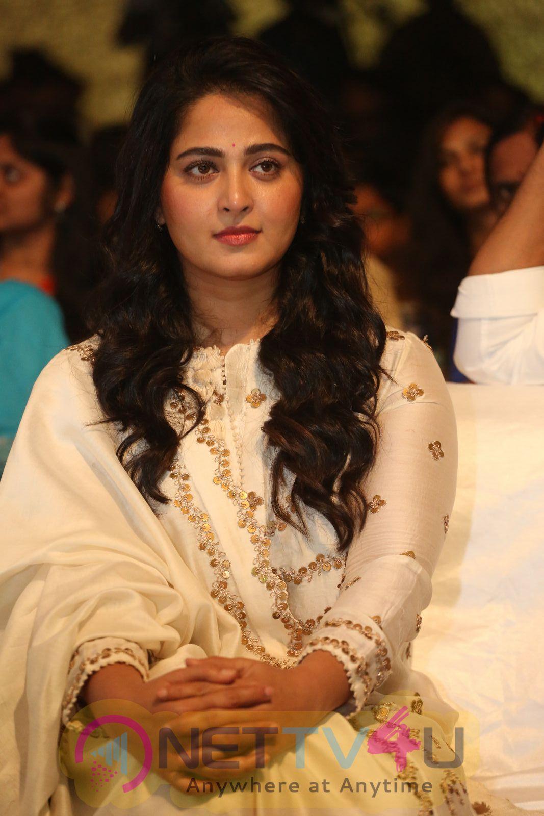 Bhaagamathie Movie Pre-Release Event Photos Telugu Gallery