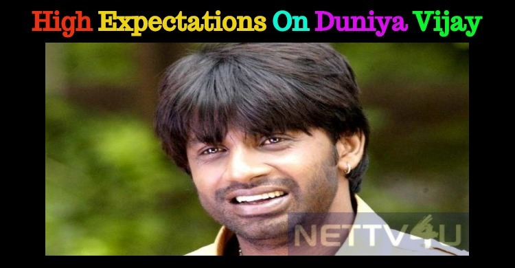 Mastigudi Team Wished Duniya Vijay For His Next!