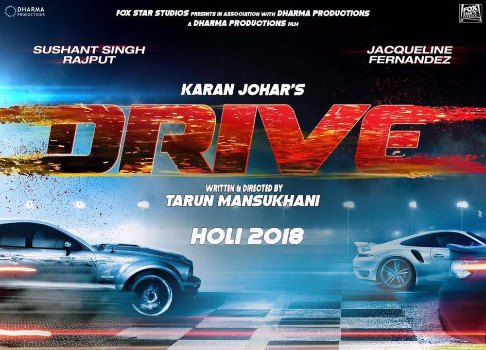 Drive Hindhi Movie Review