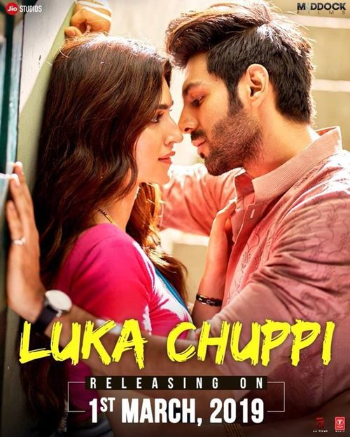 Lukka Chuppi Movie Review