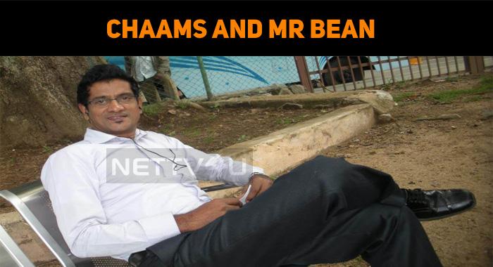 Chaams Wants To Do A Film Like Mr Bean!