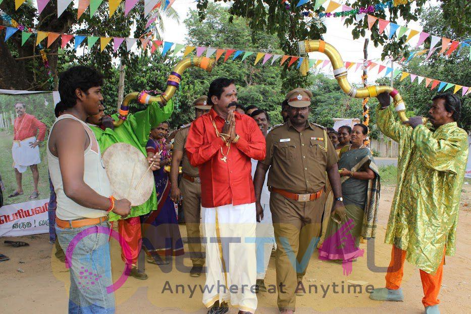 Viyarvai Movie shooting spot stills