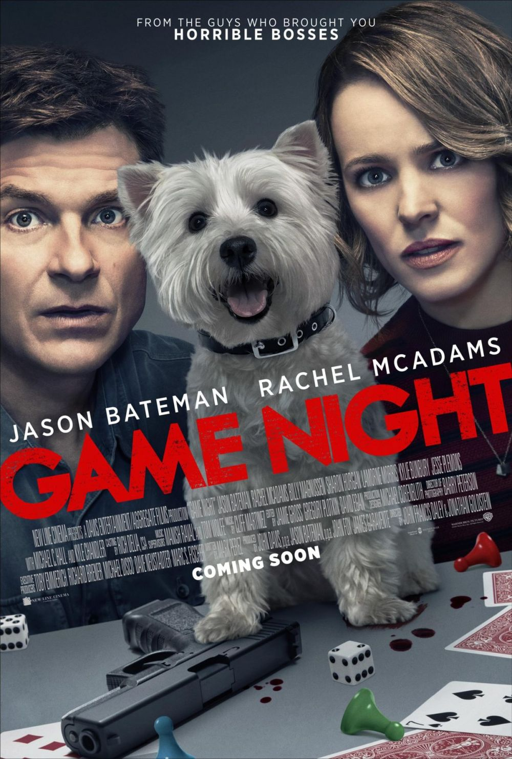 Game Night Movie Review English Movie Review