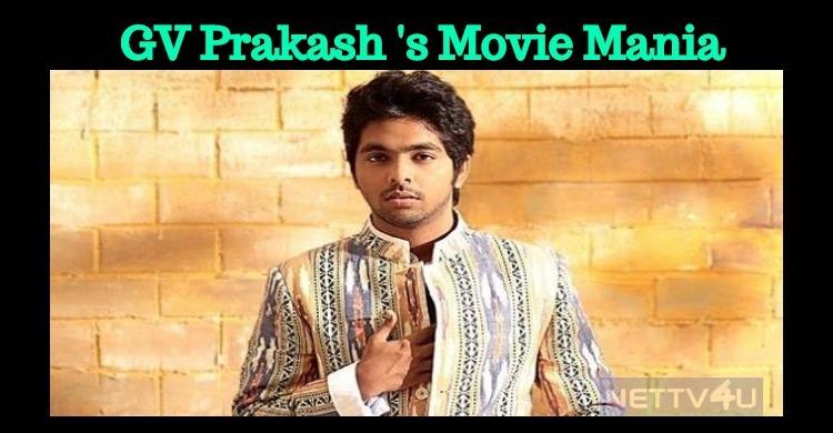 GV Prakash Kumar To Join Nayantara Director!