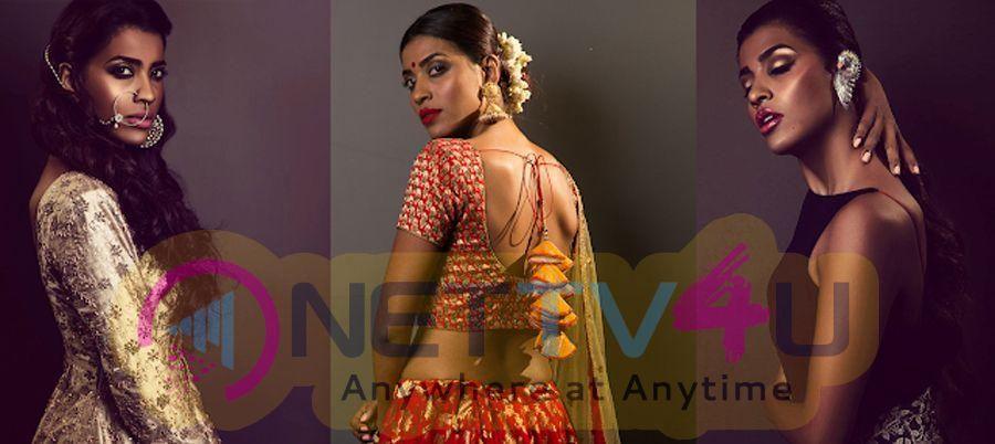Priyanka Karunakaran New Images