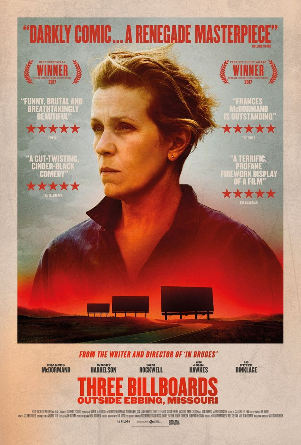 Three Billboards Outside Ebbing, Missouri Movie Review English Movie Review
