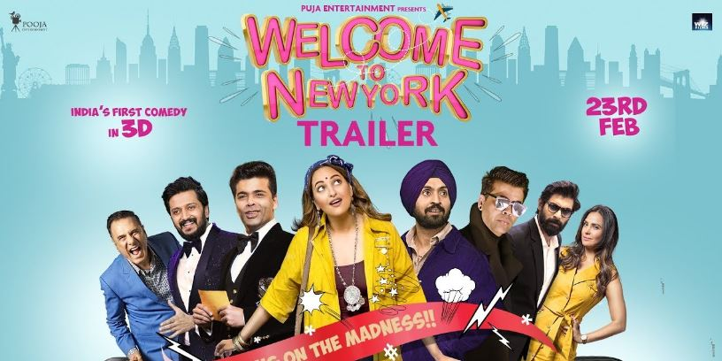 Welcome To New York Hindi Movie Review Hindi Movie Review