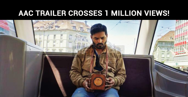 Alaudhinin Arputha Camera Trailer Crosses 1 Million Views!