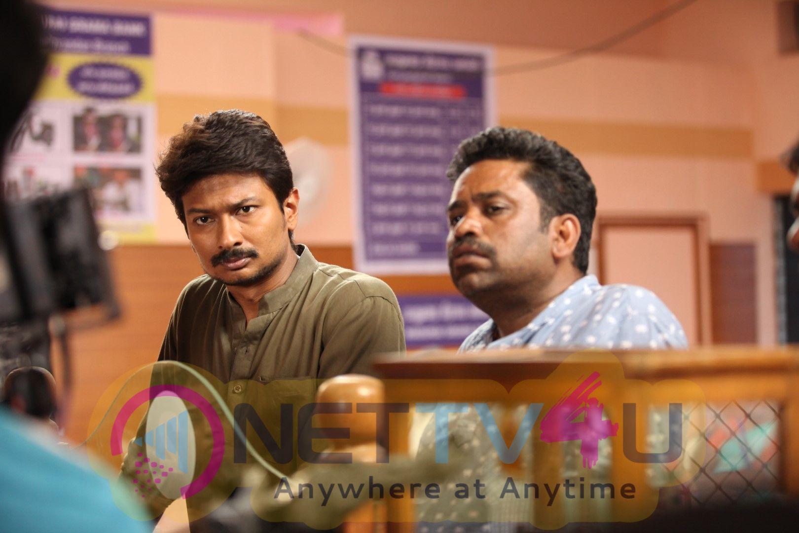 Kanne Kalaimane Movie Working Stills Tamil Gallery
