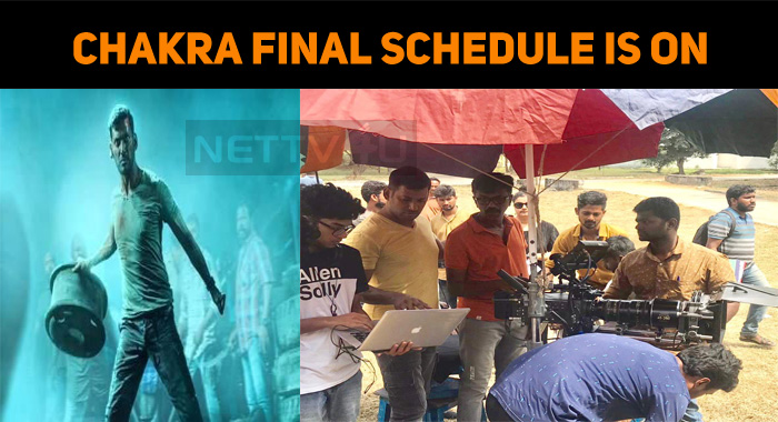 Chakra Final Schedule Shooting Going At A Quick..