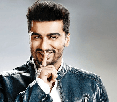 Arjun Kapoor Does A Basketball Player