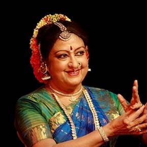 Dr. Padma Subrahmanyam Hindi Actress