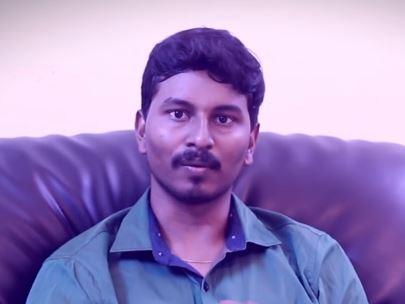 K R Dharran Tamil Actor