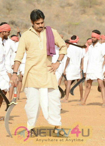 Katamarayudu Movie Working Stunning Photos