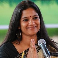 M D Pallavi Arun Kannada Actress