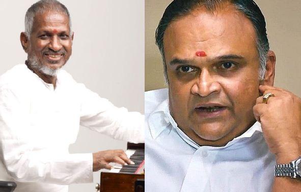 Mohan Raman Sorely Criticized Ilayaraja!