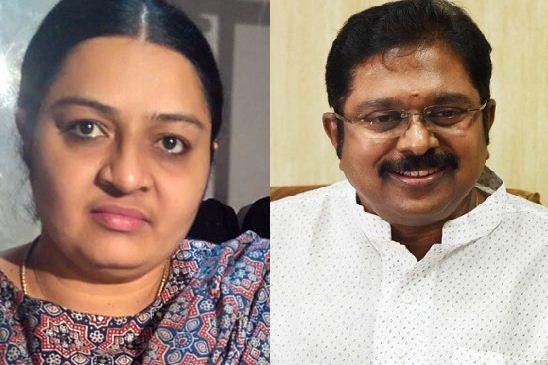 RK Nagar News: J Deepa, TTV Dhinakaran
