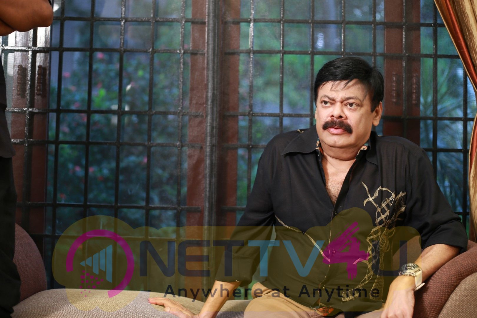 Actor Madhan Bob Exclusive Interview Pics