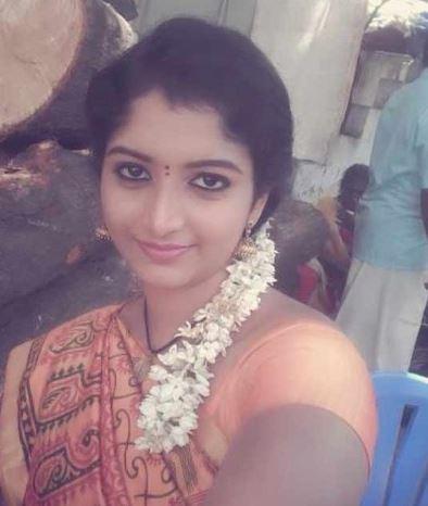 Deepika Rangaraju Tamil Actress