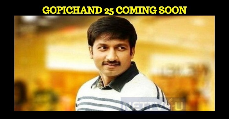 Gopichand's Special Film Pantham Shooting At A ..
